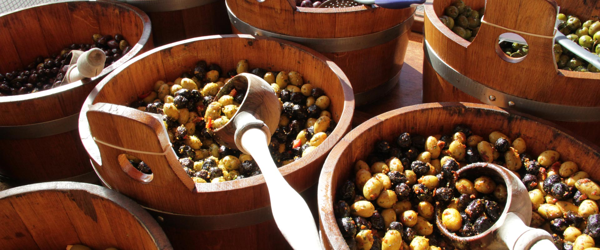 recettes d'olives aromatisees