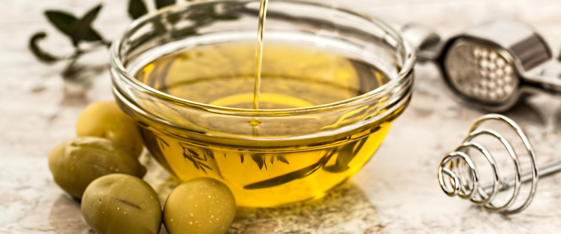 spécialités à base d'olives
