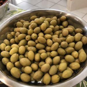 Olives nature
