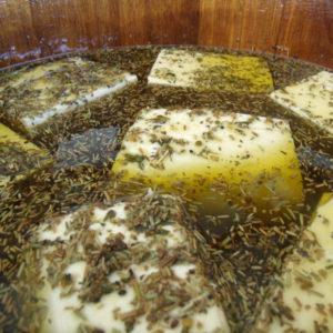 fromage à la crétoise