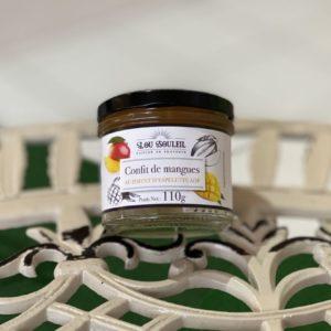 confit de mangue